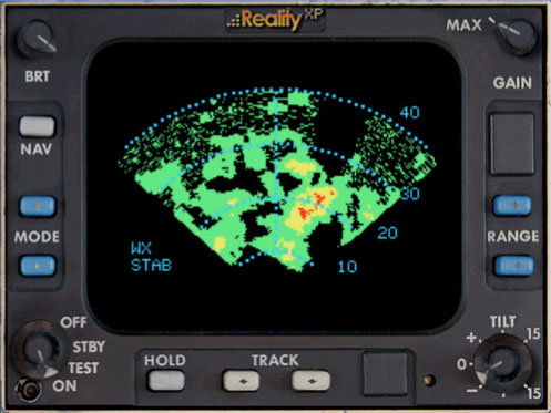 Wx500: Features - Reality XP Simulation