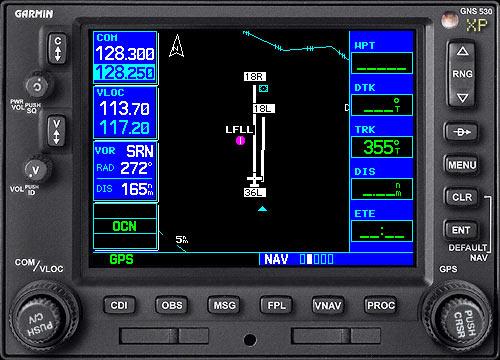 Garmin GNS WAAS Professional Simulation - Reality XP Professional